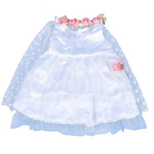 Vestido de novia de 40 cm para novia. Ropa de oso de...