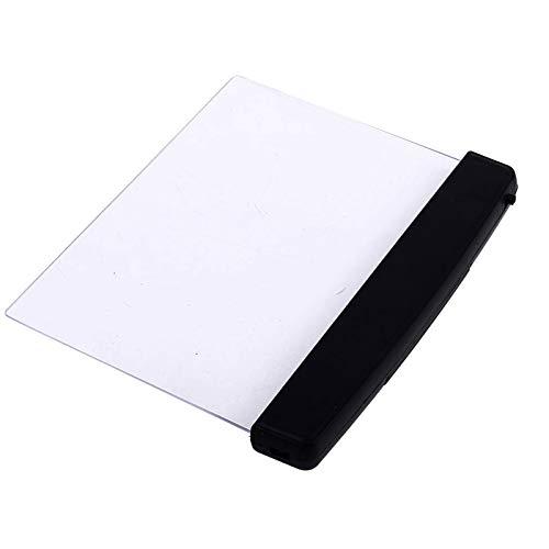 JINGDU Creative Flat Board LED lámpara de lectura de luz nocturna protección ocular luz de lectura, libro luz de lectura