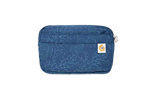 Ergobaby(エルゴベビー) エルゴベビー (Ergobaby) 抱っこひも メッシュ おんぶ 前向き抱き [日本正規品保証付] (洗濯機で洗える) ベビーキャリア 成長にフィット オムニ360 クールエア ブルーブルーム 0か月~ CREGBCS360PBLOOM