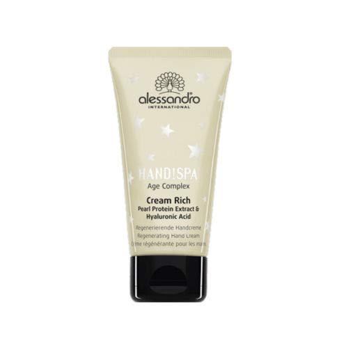 Alessandro International Hand!SPA Cream Rich 50 ml