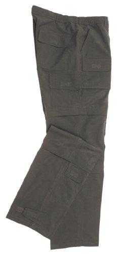 Fox Outdoor 01703B Pantalon Multifonction en Microfibre avec Poches latérales pour Homme Vert Olive Taille XXL