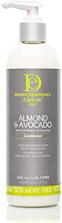 Design Essentials Natural Moisturizing Super Detangling with Natural Shea Butter and Coconut product image