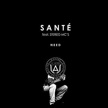 Need (Warehouse Mix & Remixes)