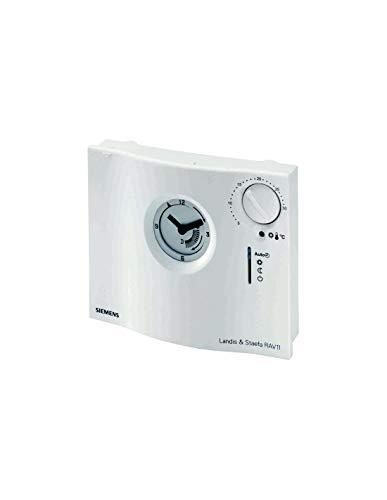 Siemens - Analoger täglich programmierbarer Thermostat RAV 11.1 - : RAV11.1