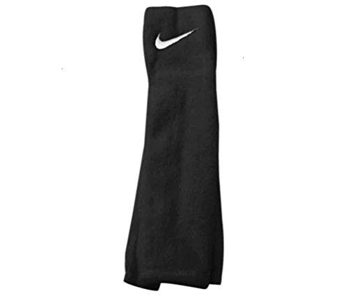 Nike Football Towel, Black/White