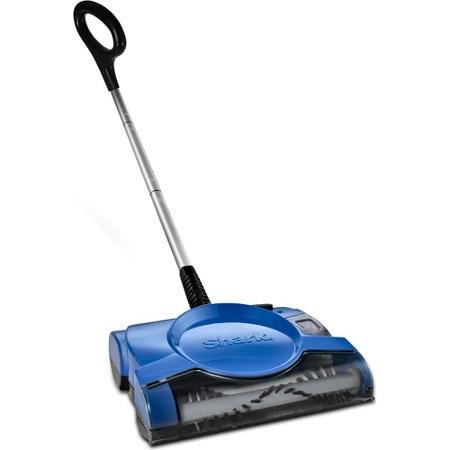 "Shark Ultra Lightweight 10"" Rechargeable Floor and Carpet Sweeper, V2700Z"