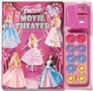 Barbie Movie Theater Storybook & Movie Projector [With Projector and 80 Images]