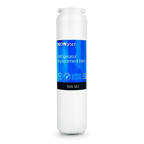Now Water UKF8001 | Made in USA NSF 53 & 401 | Water Filter Replacement Compatible with Whirlpool Filter 4, EveryDrop EDR4RXD1, Maytag UKF8001AXX-200, FMM-2, 4396395, PUR, Puriclean II | 1 Pack