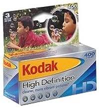 Kodak High Definition 400 Speed 24 Exposure Film (3-Pack)