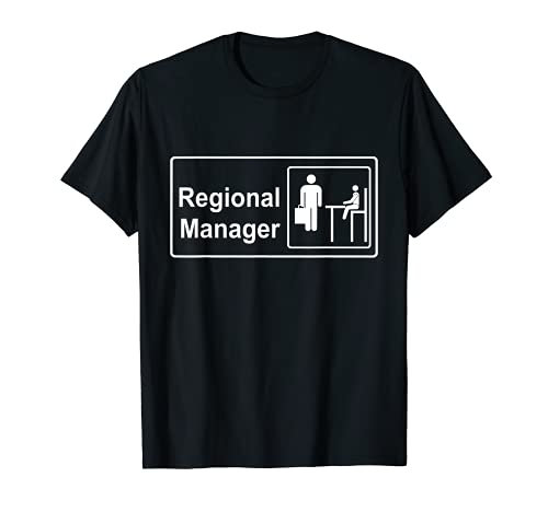 Regional Manager Assistant To The Regional Manager Matching T-Shirt