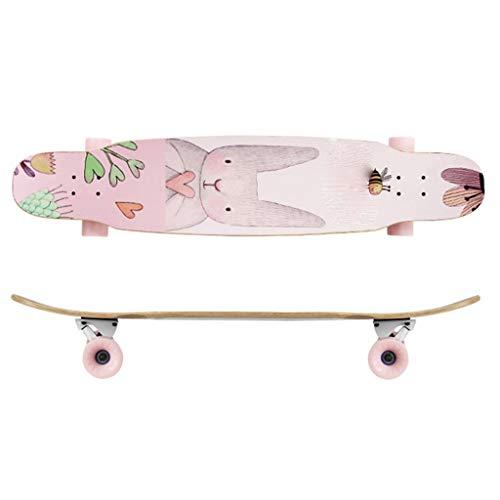Fantastic Deal! Scooters Skateboard Professional Dance Board Long Skateboard Adult Children's Genera...