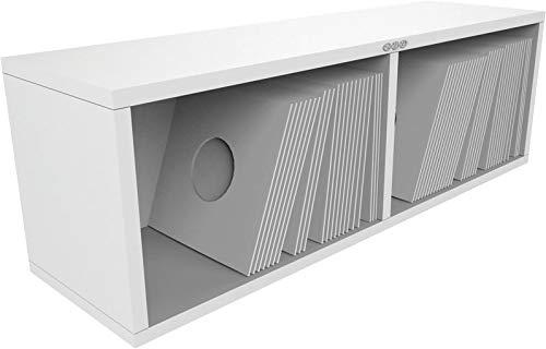 Zomo VS-BOX 7/200 - Estantería para accesorios de dj, color blanco