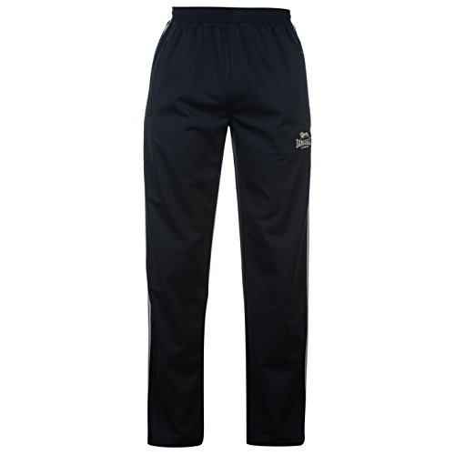 Lonsdale Hombre Pantalones Deportivos De Chándal Azul Marino/Gris XXXL