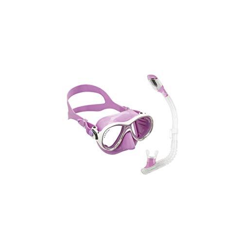 Duikmasker snorkelen kinderen snorkelen drie schatten bril volledig droogduikuitrusting set 6-13 jaar oude bril