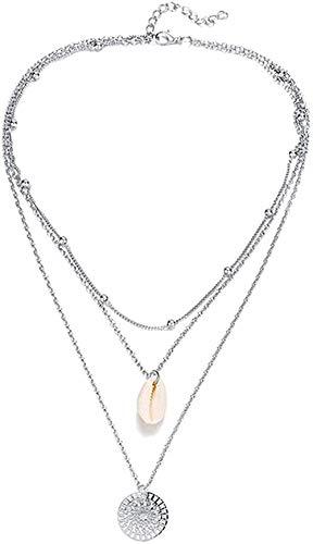 Schelp choker ketting Boheemse schelp ketting strand sieraden voor vrouwen meisjes bruiloft bruid geschenk