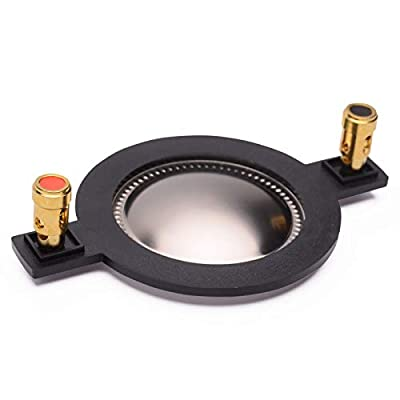 Wee2POND Horn Diaphragm Replacement for Mackie Speaker, SRM450, 1701-8, DC10, D-SRM450 by TATESOUND