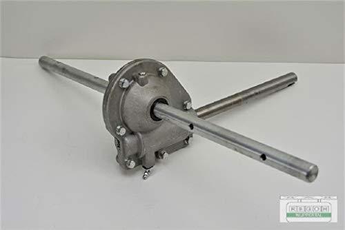 Winkelgetriebe Kplt. für Fräsantrieb passend Schneefräse 5-7 PS