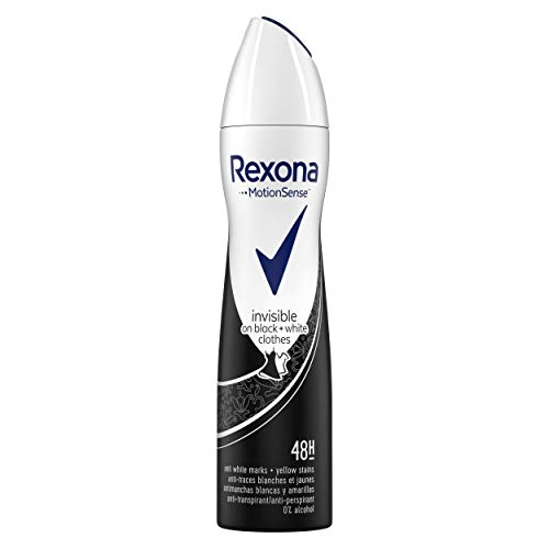 Rexona - Desodorante Antitranspirante Invisible Diamond 250 ml