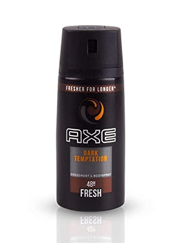 Axe Dark Temptation Desodorante Vaporizador - 150 ml