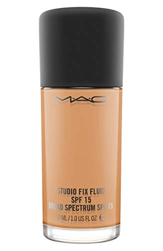 MAC Studio Fix Fluid Foundation SPF15 NC45