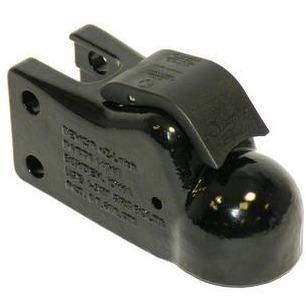 DemCo 21K Adjustable EZ Latch Trailer Coupler - 21,000 lb 2 5/16