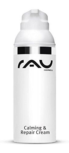 RAU Calming & Repair Cream 50 ml - Feuchtigkeitscreme gegen Trockene Haut & Haut-Irritationen für Gesicht & Dekolleté