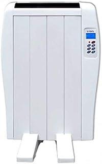 Eurowebb Radiador de Calor–Emisor térmico Digital seco Blanco–Ambiente