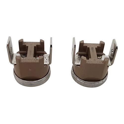 Isomac Giada Anlegethermostate 90° und 125° Kaffeethermostat und Dampfthermostat
