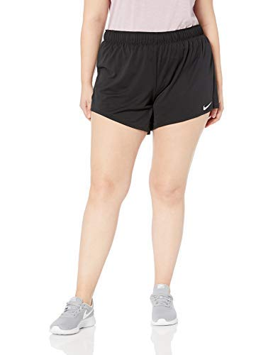 Nike Flex Training Pantaloncino, Donna, Black/(White), 1X
