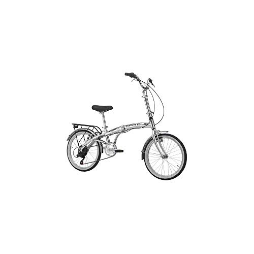 JuMPERTREK vouwfiets 20 Car Bike 6 V glanzend (Shimano Revo-Shift)