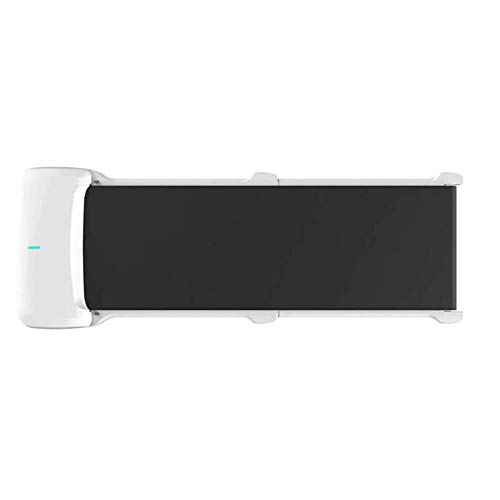 Ping Laufbandmaschine für den Heimgebrauch Intelligentes faltbares Mini-Laufband für den Haushalt mit Fernbedienung, geräuscharmer Lauf- / Laufmaschine