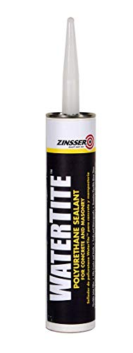 Zinsser Watertite Tube 5091 Poly Seal Joint Filling Waterproofing Caulking, 10.1-Ounce