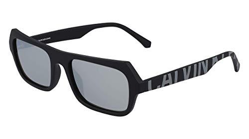 CALVIN KLEIN JEANS EYEWEAR CKJ19515S gafas de sol, negro, 5418 Unisex Adulto