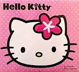 Hello Kitty 2014 Wall Calender
