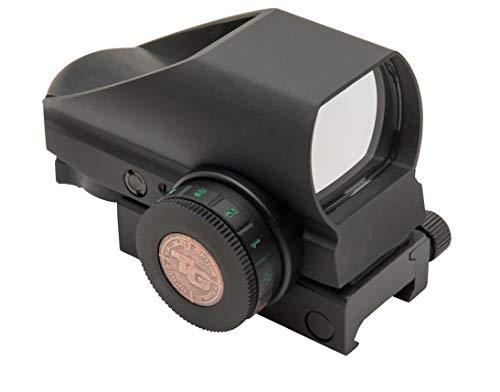TRUGLO TruBrite Multi-Reticle Dot Sight