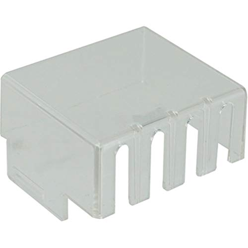 Finger guard terminal cover; for all suffixes; 50 VA; unfused, Pack of 20