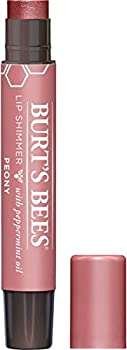 Burt s Bees 100% Natural Moisturizing Lip Shimmer Peony - 1 Tube