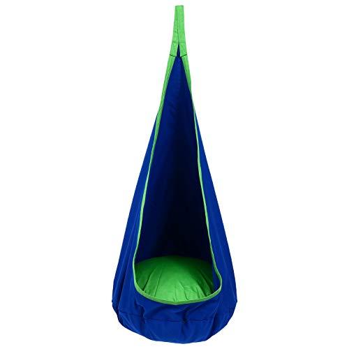 ABOOFAN 1 Unidades Niños Pod Colgando Swing Seat Hamaca Niño Swing Hamaca Silla para Interior