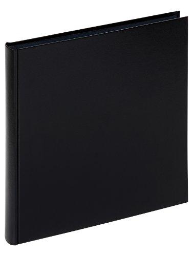 walther design FA-501-B Designalbum Charm, 30x30 cm, schwarz
