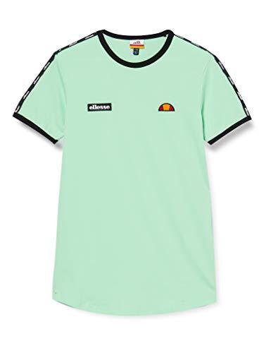 Ellesse Camiseta Fedora para Hombre, Hombre, Camiseta, SHF09088, Verde, XS