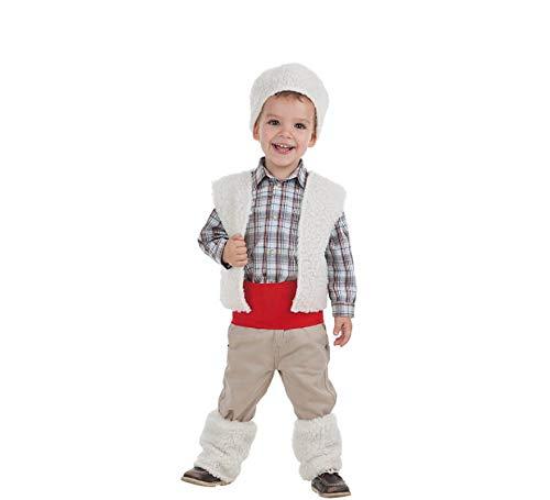 LLOPIS  - Disfraz Bebe Pastor t-XS