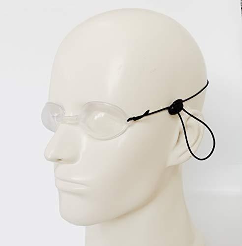WAHAH Dry Eyes Releif Sleep Mask, Transparent Sleep Mask for Dry Eyes, Sleep Masks for C Pap Users