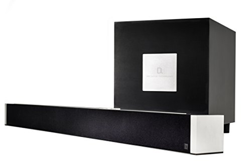 Definitive Technology W Studio Wireless Black Sound Bar & Subwoofer System (Discontinued by Manufacturer)