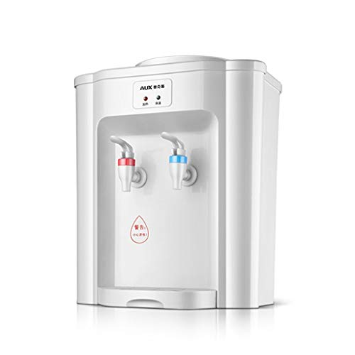 AI XIN Top Loading Water Cooler Wasserspender, Aufsatz-Heiß- und Kaltwasserkühler, ideal für den Heimgebrauch (Color : Warm Type)