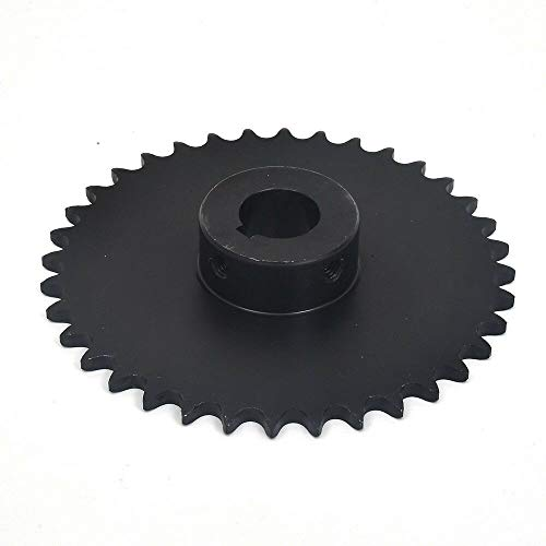 Best Deals! (RB) Garage Door 36 Tooth Jack Shaft Sprocket # 41 Chain 41B36