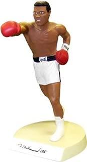 Muhammad Ali Autographed / Signed Salvino Hand Painted Statue