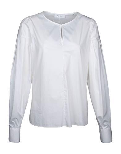 Aglini Damen Bluse Karina weiß - 40