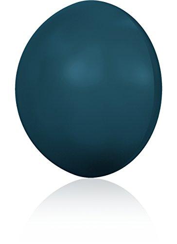 Cristaux de Swarovski 1118773 Perles Nacrées 5817 MM 6,0 Crystal Petrol Pearl, 250 Pièces