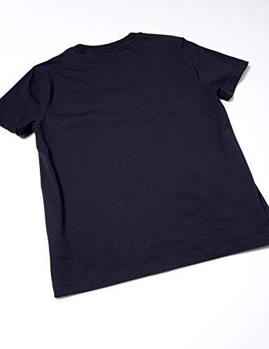 (トミーヒルフィガー)TOMMYHILFIGERフラッグロゴTシャツMW17706Mネイビー