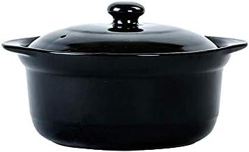 Praktisch Casserole gerechten Cookware Terracotta Clay Casserole Pot Clay Pot Cooking-anti-slip en stabiel Snelle Drogend ...